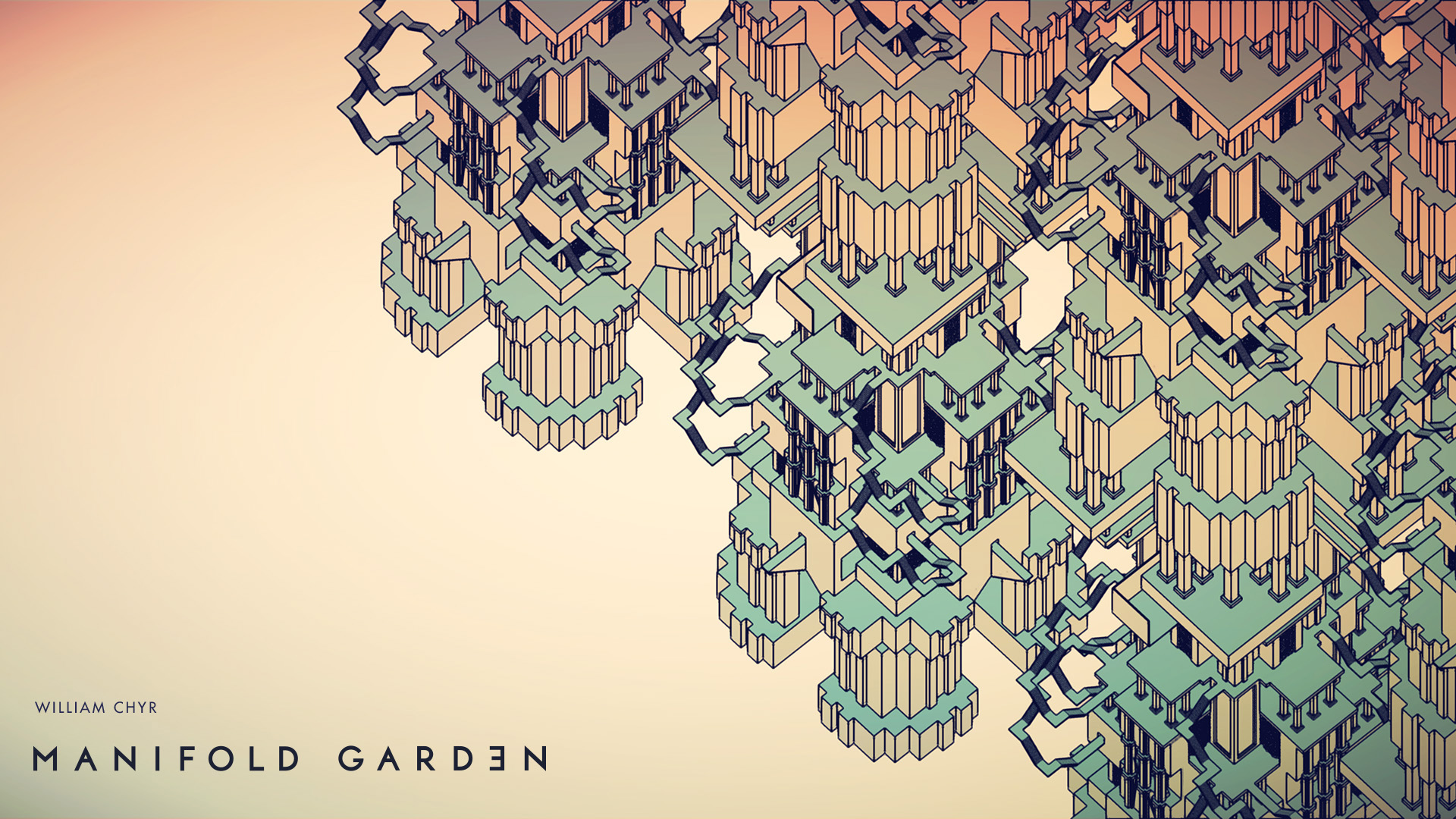 Manifold Garden | Wallpapers